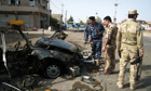 Iraq hit by wave of deadly bombings and shootings