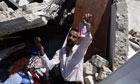 Azaz airstrike in Syria