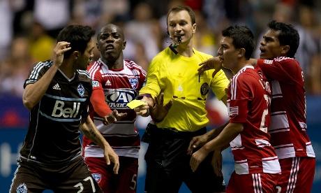 FC Dallas Vancouver Whitecaps