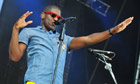 V festival 2012 - day one - Labrinth