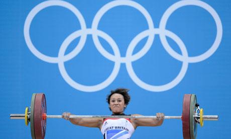 London 2012 - Women's 58kg Weightlifting