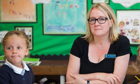 Tracey Smith Tower Hill primary school