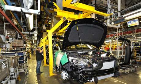 Vauxhall car stock