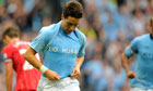 Football - Barclays Premier League - Manchester City v Southampton