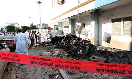 Car bombing in Tripoli