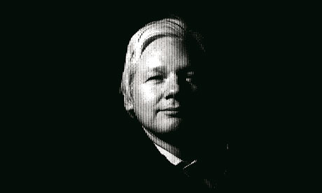 Julian Assange image