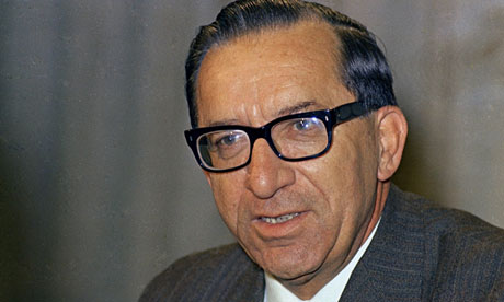 Dom Mintoff. Source: guardian.co.uk