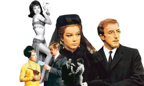 Shirley MacLaine film composite