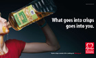 Public health advert: 'What goes into crisps goes into you'