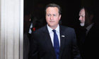 Cameron echoes Obama's warning to Syria over chemical weapons