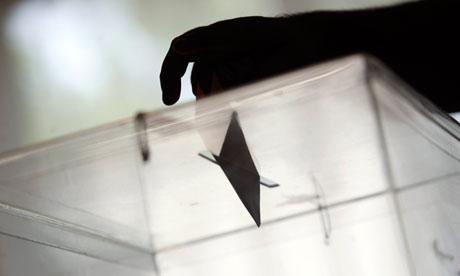 Serbian presidental elections