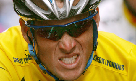 lance armstrong doper 008 ... and finally Lance Armstrong has given in and all but admitted that he's ...