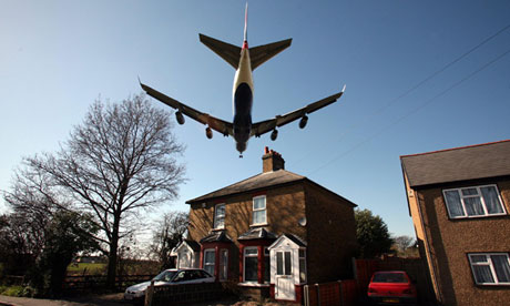 Heathrow board member says locals enjoy 'excessive freedom' over noise