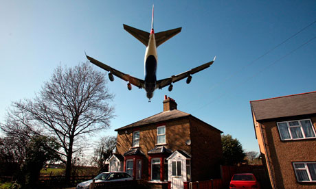(FILE PHOTO) Transport Secretary Geoff Hoon Gives Go Ahead For Third Runway At Heathrow