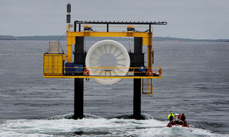 Potential of wave power and research