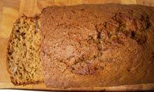 Claire Clarke recipe banana bread