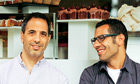 Yotam Ottolenghi with Sami Tamimi