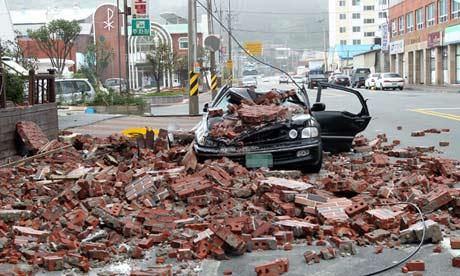 North Korea Says Typhoon Bolaven Left 48 Dead