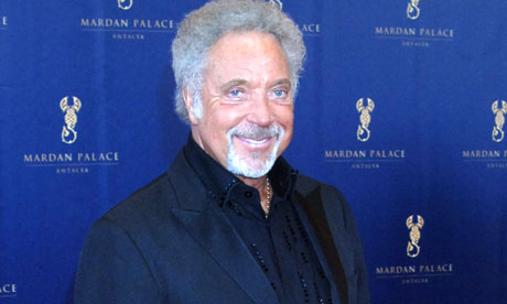 Q&A: Tom Jones My fancy dress costume of choice? Dick Turpin'