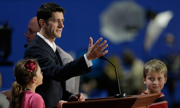 Paul Ryan at the RNC