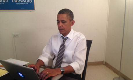 Barack Obama doing Reddit AMA