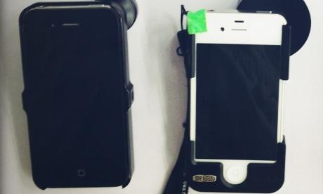 Dan Chung's iphones
