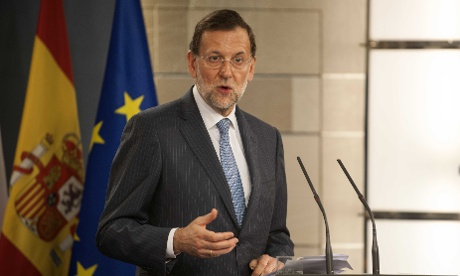 Spanish Prime Minister Mariano Rajoy faces questions over why Spain has not asked for a bailout.