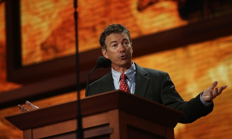 Rand Paul at RNC