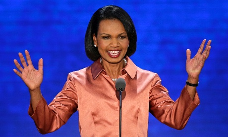 Condoleezza Rice at the RNC