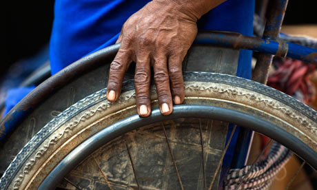 Cambodia gained just one wildcard entry to the Paralympic Games