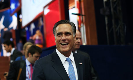Romney Accepts Party Nomination
