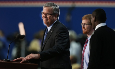 Jeb Bush at RNC