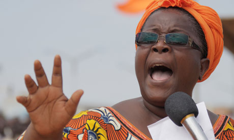 Why a sex strike is Togolese women's best weapon against dictatorship