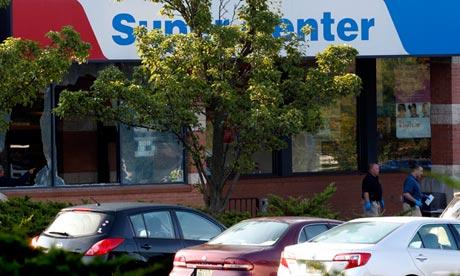 New Jersey supermarket Pathmark shooting