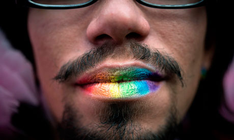 A gay man in Brazil has been granted a four-month