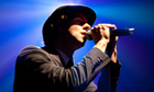 Maximo Park at the Roundhouse in London on 28 August