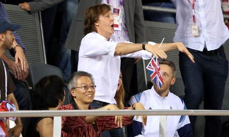 Sir Paul McCartney's 'Cliff Richard' moment?