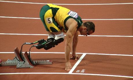 'Blade Runner' Oscar Pistorius fails qualify