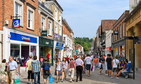 High Street Shops Pioneer New Era Of Csr Guardian
