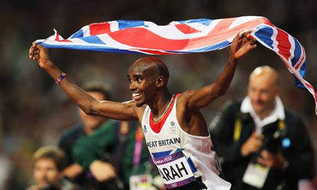 London 2012 Olympic Games - Athletics - Men's 10,000m Final