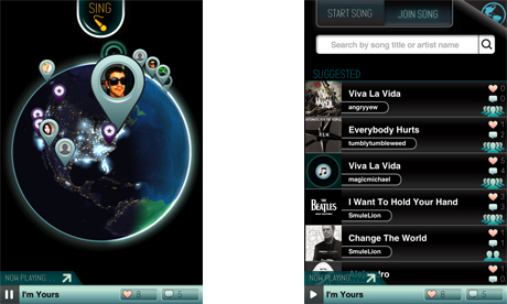 Sing by Smule