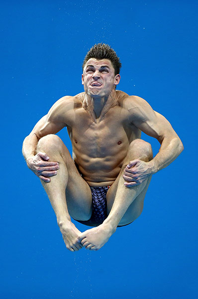 of diving  Olympics: London 2012 – funny the in side