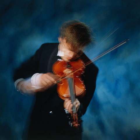 A-man-playing-a-violin-005 - Gallery of Impostors, Great and Small - Lifestyle, Culture and Arts