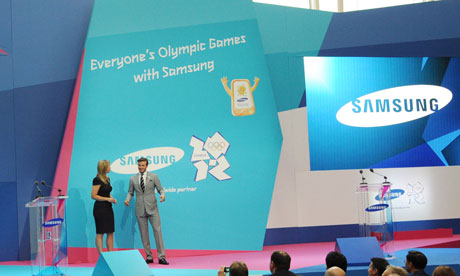 Samsung: Olympic smartphone firm aims for big global wins ...