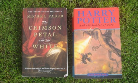 What are you reading, today? Faber and Rowling
