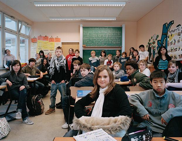 Parakseno.gr : School Agnes Miegl Realsc 013 Σχολικές τάξεις από όλο τον κόσμο! (Φωτογραφικό Υλικό)