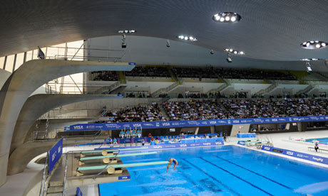 aquatic centre