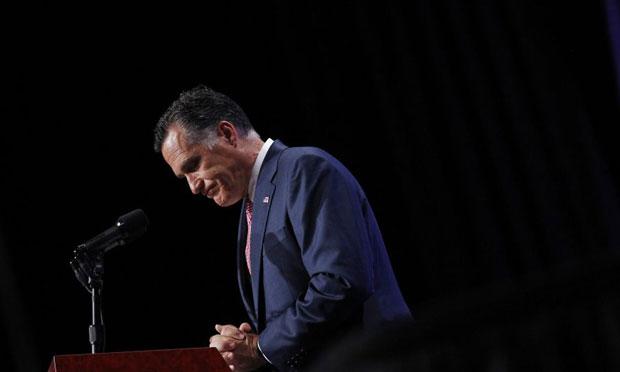Mitt Romney in Reno