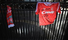 Liverpool FC shirt 