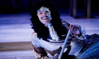 Nicholas Boulton as Charles II in Salisbury Playhouse production of Restoration